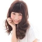 カット+ポイント縮毛矯正(前髪、顔周り)
