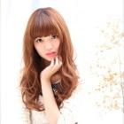 【Total Beauty】カット+パーマ+艶カラー+トリートメント+炭酸泉