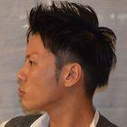 【男性限定】メンズカット+メンズ専用プレミアムヘッドスパ7,800円→6,800円