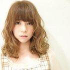 【平日限定】カット+リタッチカラー