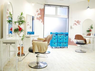 Cachette Hairdesign works1
