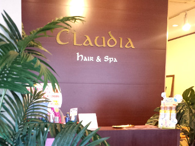 CLaudia hair&Spa2