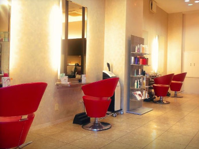 Hair salon Coqu1