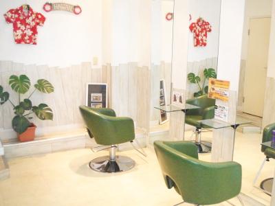 K's Hair SHORE店1