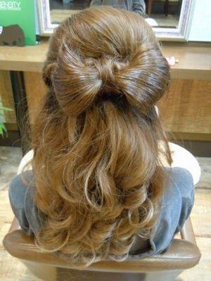 HAIR PRODUCE SIGN