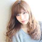★全日OKビューティープラン★カラー+トリートメント+前髪カット