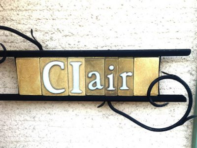 HAIR MAKE Clair3