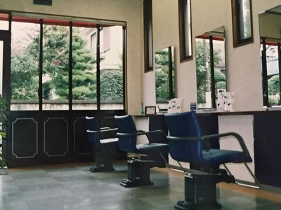Beauty salon you1