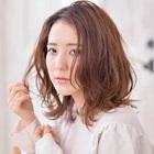 【ハイ透明感】アプリエカラー+カット+プラチナコラーゲン+サブリミックシングル