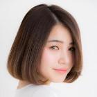 【明るくなじむ白髪染め!】高明度大人カラー+カット