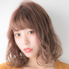 【SWEETコース♪】カット+カラー+パーマ