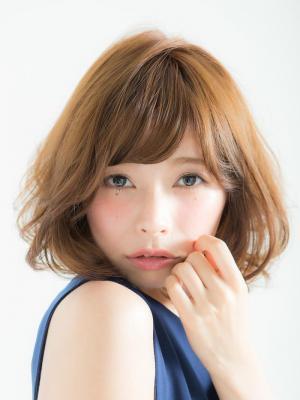 【Euphoria】動きのあるパーマボブヘアー☆担当 柿本☆