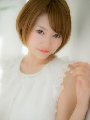 【Euphoria】大人かわいい小顔エアリーショート☆