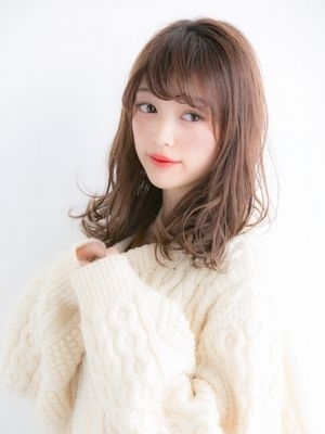 【Euphoria】THE モテ髪☆ゆるふわパーマミディ