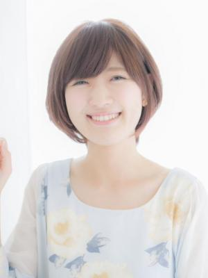 【Euphoria】可愛いショートボブ☆絶壁改善
