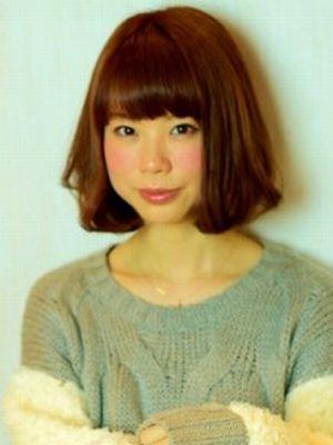 Hair design Cheerful