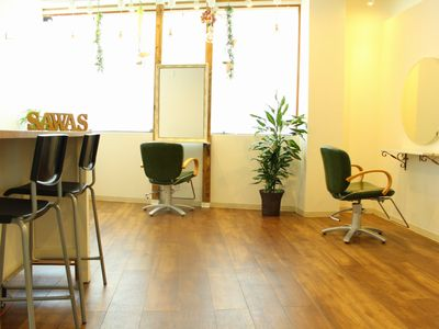 Beauty&Barber SAWAS1