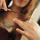 『美髪髪質改善縮毛矯正コース』