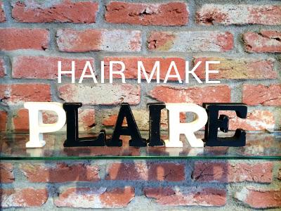 HAIR MAKE Plaire3