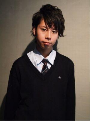 【Roji】アシメパーマ