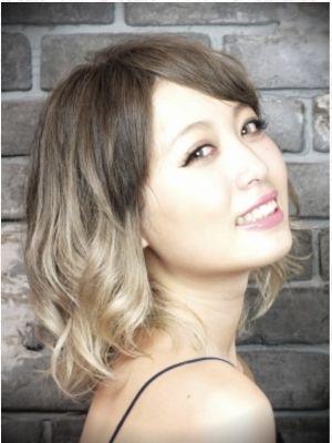 ASH~プラチナカラー+グラデーション~
