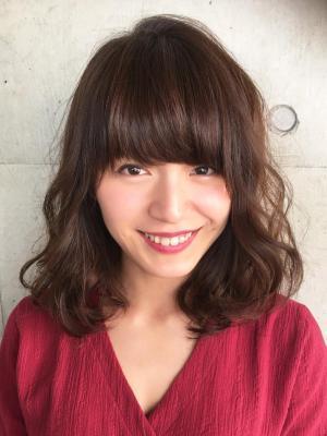 若く見える髪型 朝ラクボブ【横浜美容院ラムデリカYUKA】
