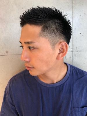 大人の刈り上げショート【横浜美容院ラムデリカYUKA】