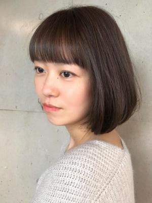大人可愛いふんわりボブ/横浜美容院ラムデリカYUKA