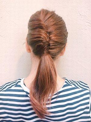 hair arrange 21