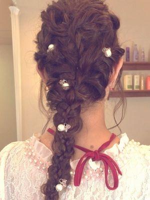 hair arrange 20