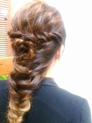 hair arrange19