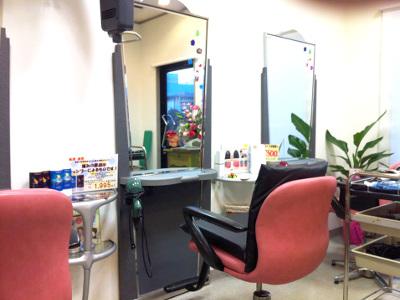 美容室MONA1