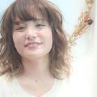 【外国人風】カット+インナーカラー+プレケア