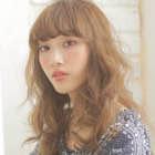 【外国人風】カット+大人グラデーションカラー+スペシャルTr
