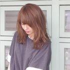 【エアリーカット+ナノスチームカラー+TOKIOトリートメント+プチスパ】