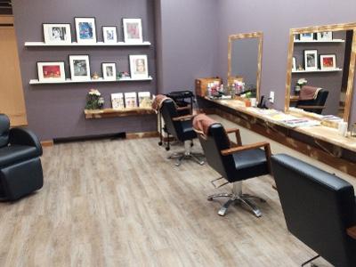 hair salon HACONIWA1