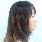 【平日限定☆】根元リタッチカラー+補修Treatment