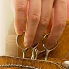 カット+濃密honeyフルカラー+フル縮毛矯正+トリートメント