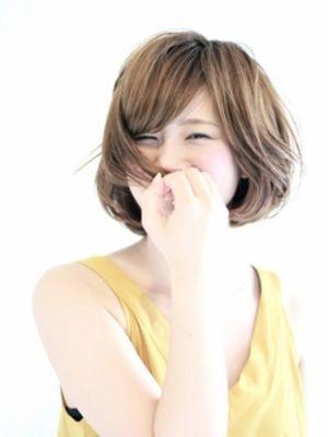 2016秋冬【andrey】ゆるふわフェミニンマッシュボブ