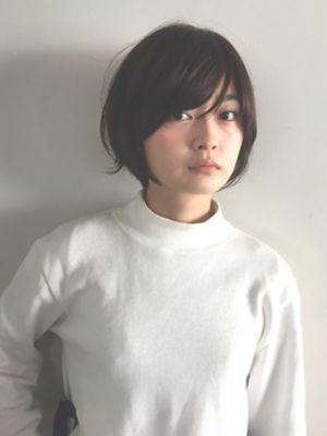【andrey】マッシュショート[junya]