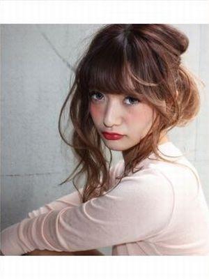 【外国人風】束感たっぷりハイライト susaki