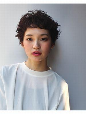 【外国人風クセ毛パーマ】ランダムカール