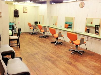hair space COCO 松戸店1