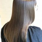 キラ髪縮毛矯正+ハーブカラー+たんぱくケア
