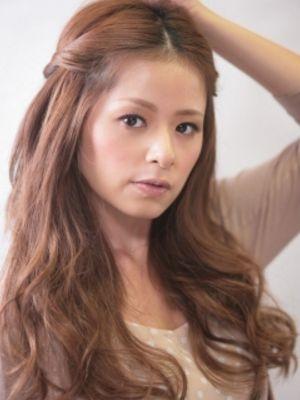 オシャリッチ アレンジカール【axe pure渋谷/神泉】