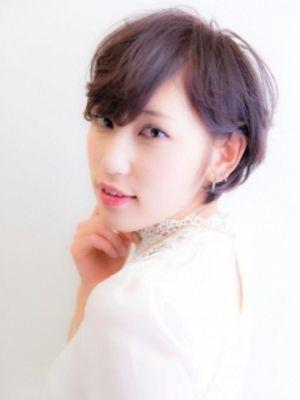 マニッシュショート【axe pure渋谷/神泉】