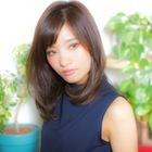 【高級オージュア】トリートメント+カラー(リタ)+カット/15,300円→9,900円