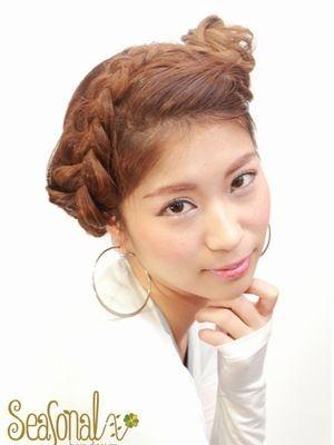 Seasonal hair design