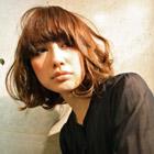 ■カット+リタッチカラー+コスメパーマ+P.P.T.トリートメント