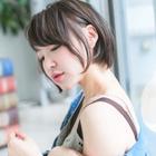 カット+縮毛矯正リタッチ+オージュア 4工程 【ナノスチーム付き】 18,360円~